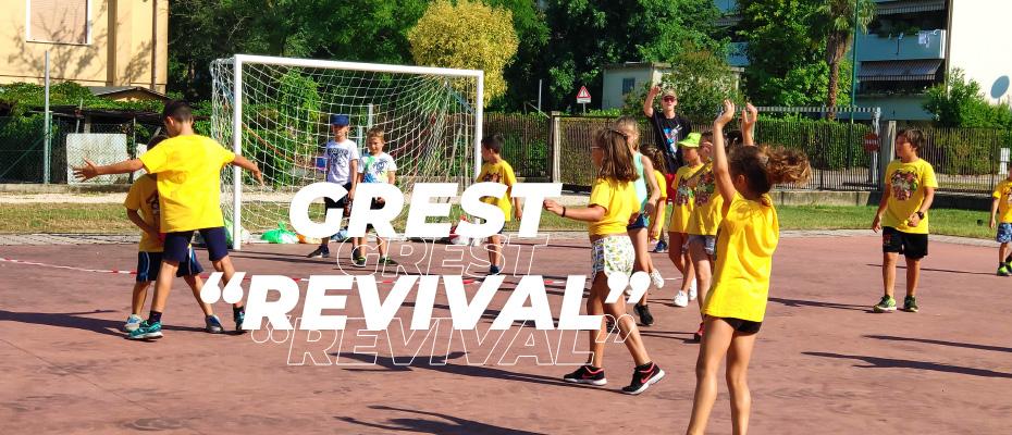 """Grest """"Revival"""" 4 Giorni"""